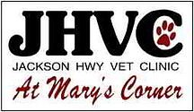 Jackson Hwy Veterinary Clinic, Inc. Logo