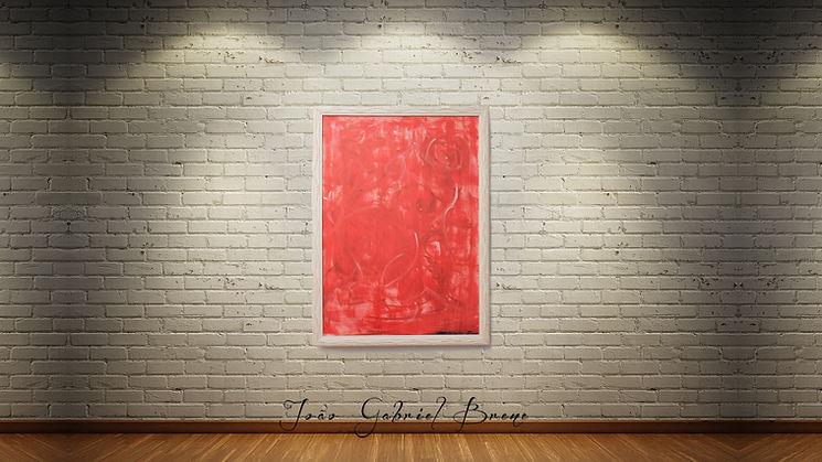 quadro,forma espacial, arte e expressão, especalista, pintura a oleo, escritor, pintor, quadros, picture, oil painting, pintura a oleo, vermelho