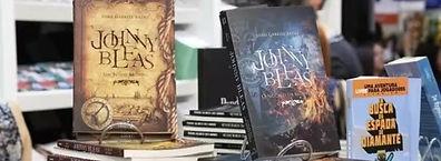 johnny bleas, livros, leitura, livro de
