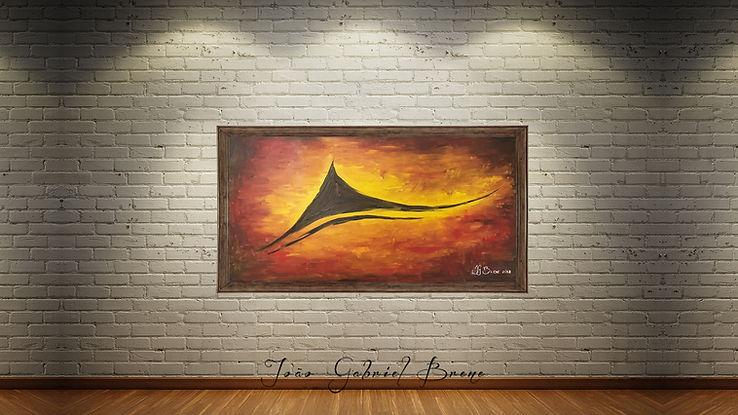 quadro,forma espacial, arte e expressão, especalista, pintura a oleo, escritor, pintor, quadros, picture, oil painting, pintura a oleo, montanha