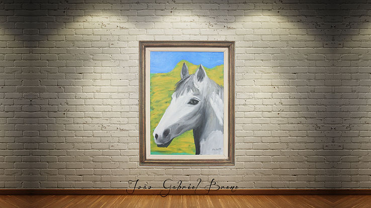 quadro,forma espacial, arte e expressão, especalista, pintura a oleo, escritor, pintor, quadros, picture, oil painting, pintura a oleo, cavalo