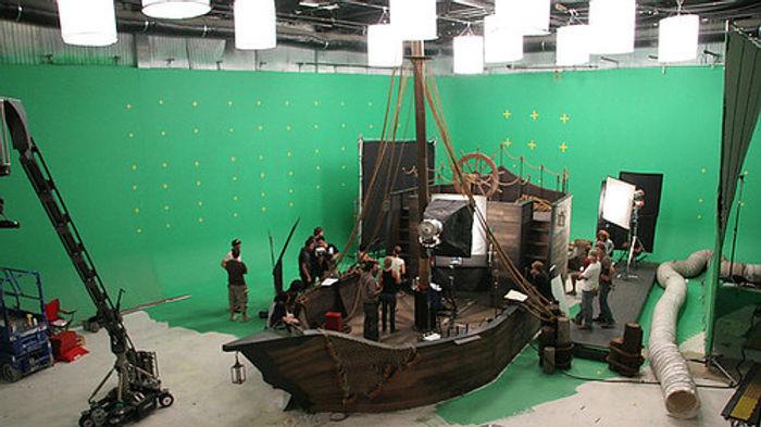 filamgem, estudio , Kickstarter Lewis Carroll's Hunting of the Snark with Christopher Lee