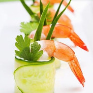 Shrimp & Dill Bites