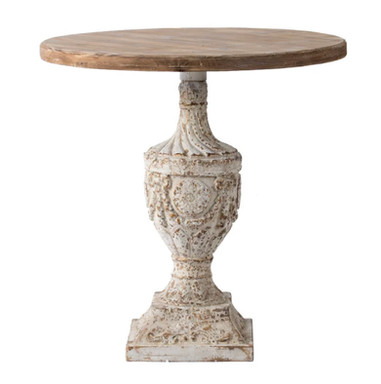"""30"""" pedestal Urn Table"""