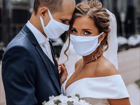 How COVID has changed the wedding scene!