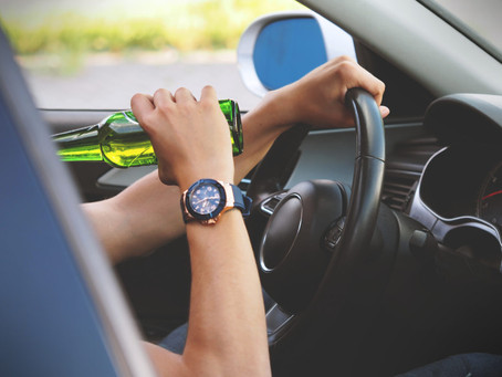Alcohol + THC + Driving = Research!