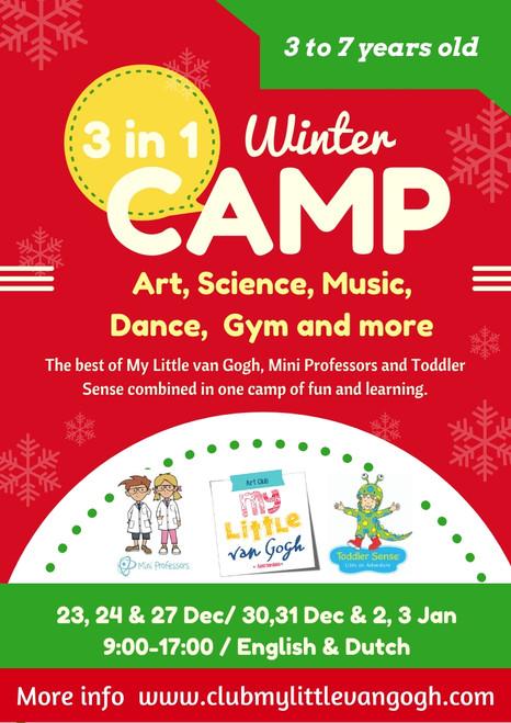 3in1 Camp