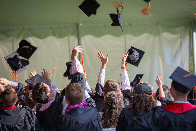 Canva - Photography of People Graduating