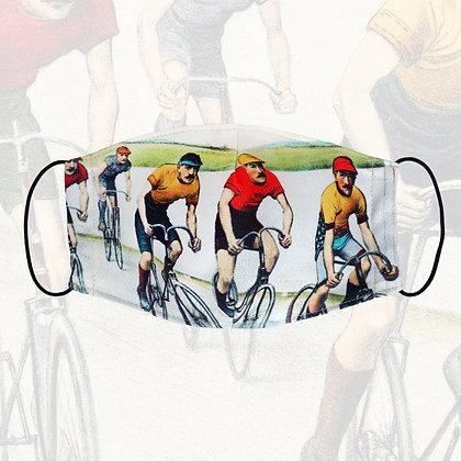 """Маска """"Велосипедисты"""""""