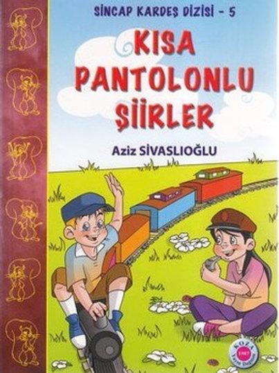 KISA PANTOLONLU ŞİİRLER