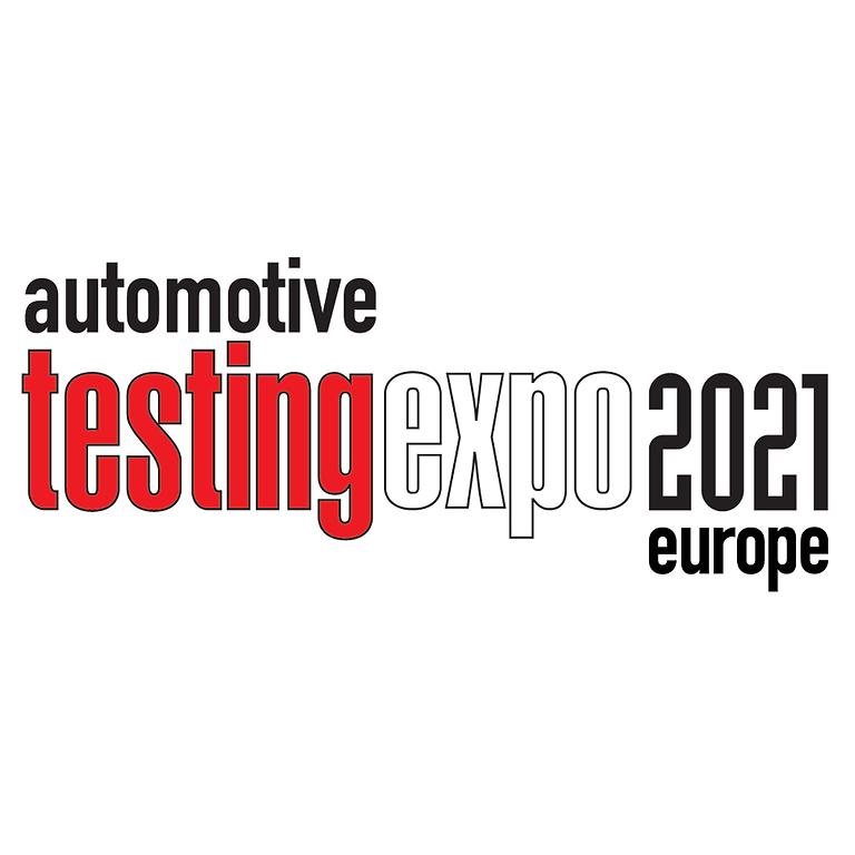 Automotive Testing Expo 2022 Europe