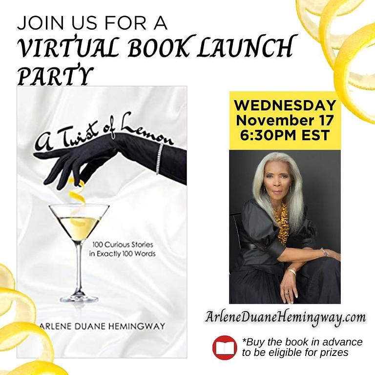A Twst of Lemon Book Launch!