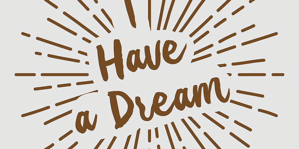 """The """"I Have a Dream"""" Drabble Writing Contest - Deadline January 16, 2021, 12PM EST"""