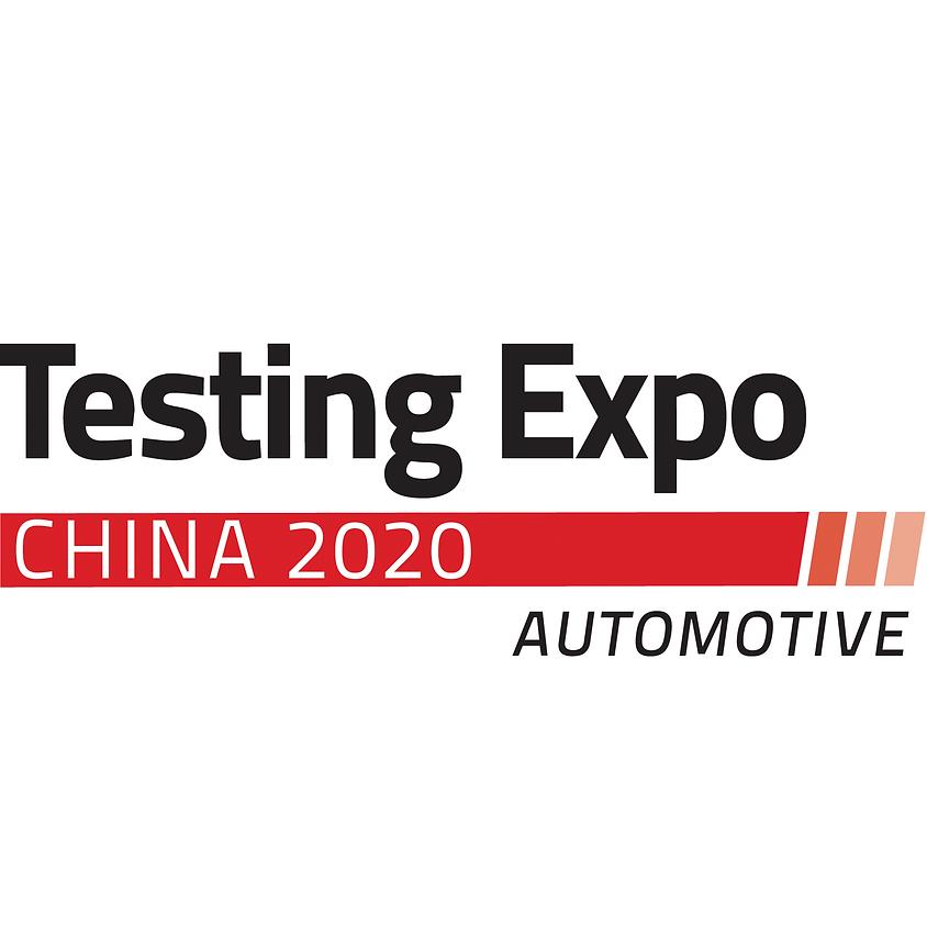 Automotive Testing Expo China 2020