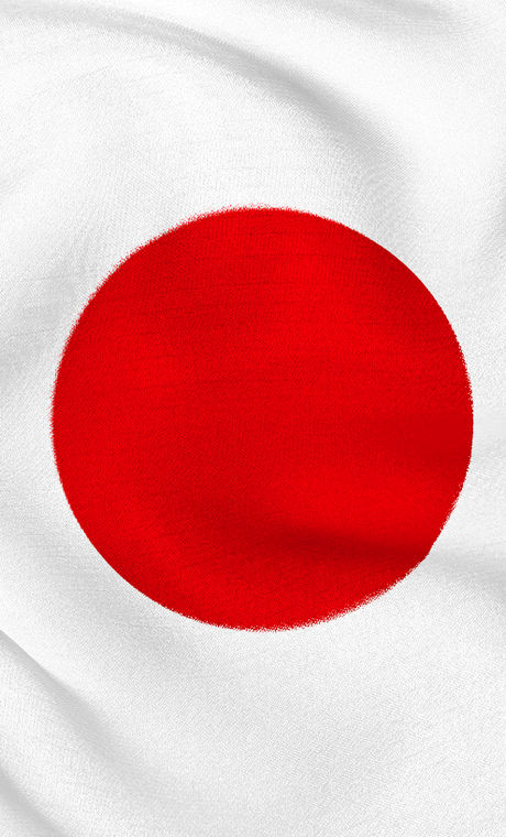 Fabric texture of the flag of Japan.jpg