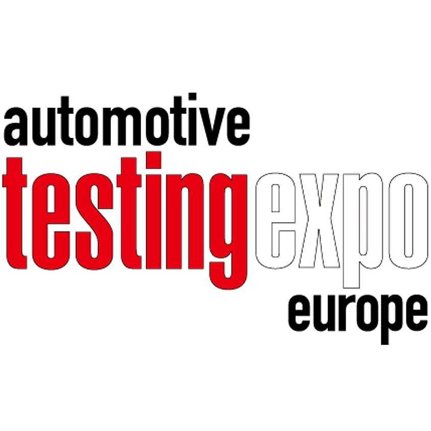 Testing Expo 2019 Europe