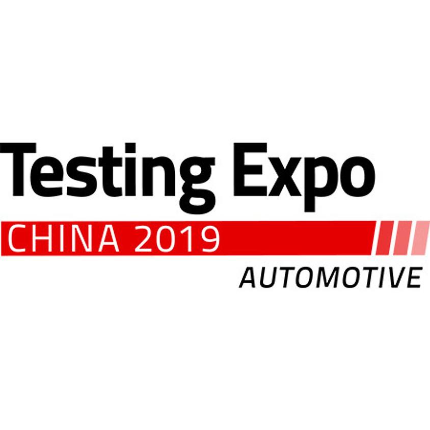 Testing Expo China 2019