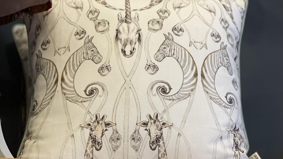 Angel Strawbridge Unicorn cushion