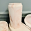 Thumbnail: Pink and white tall vase