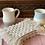 Thumbnail: Rectangle macrame coaster