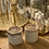 Thumbnail: Lovely white and copper pot (round)