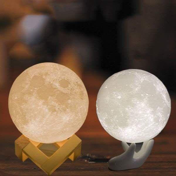 Đèn ngủ mặt trăng 3