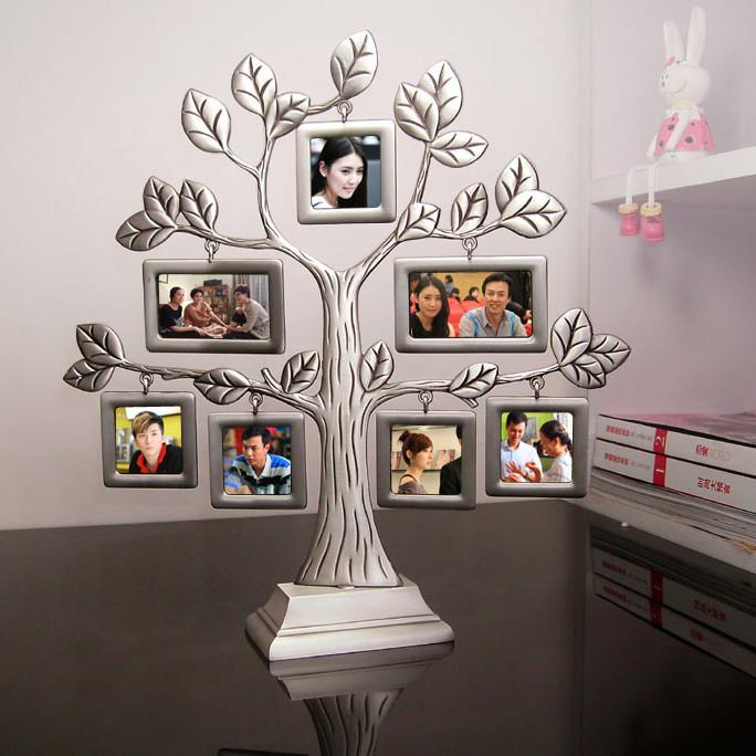 Quà tặng kỷ niệm ngày cưới là khung ảnh bằng bạc