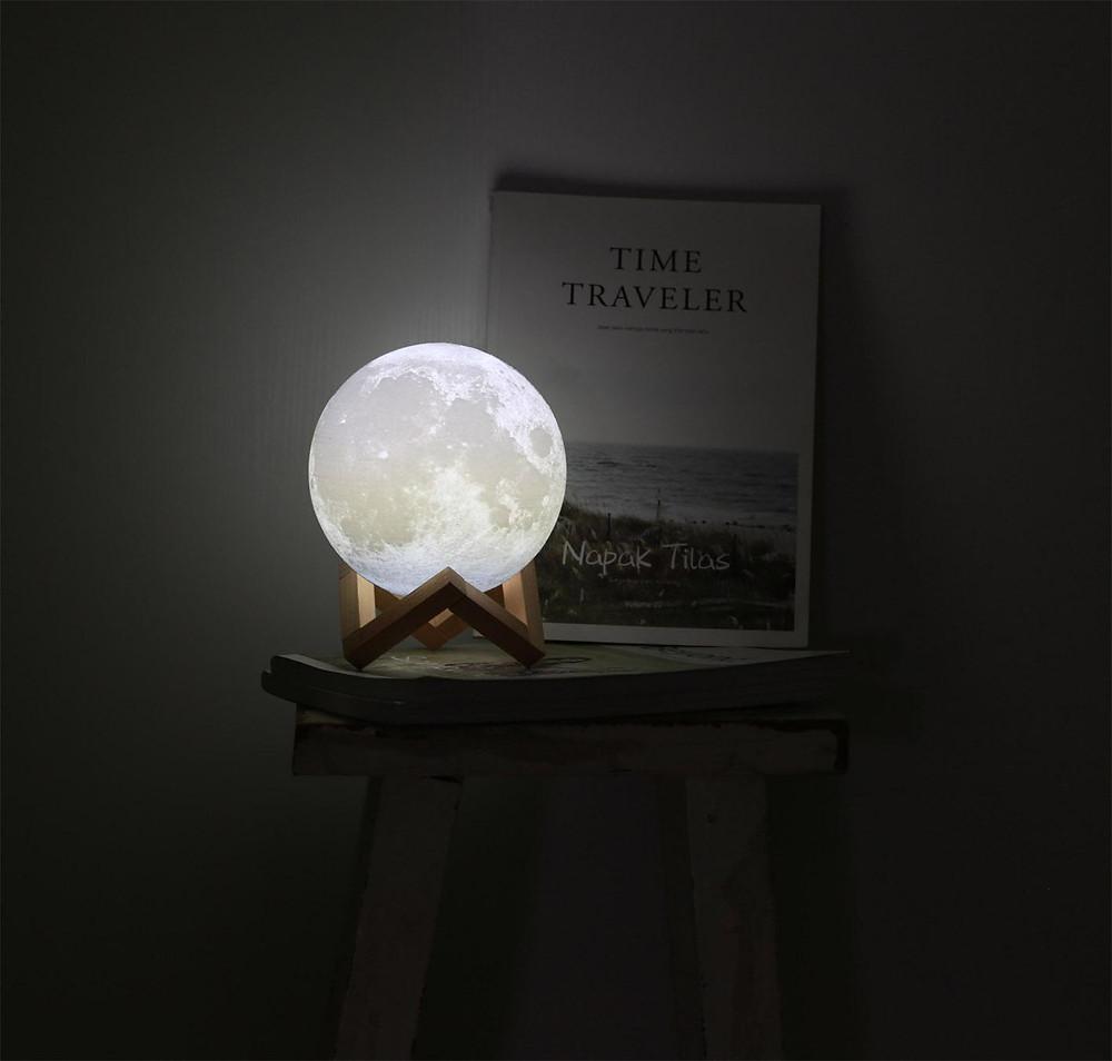 Đèn ngủ mặt trăng 8