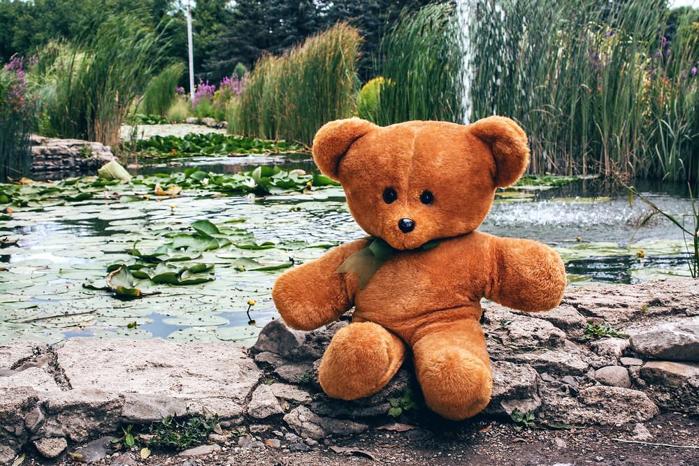 quà sinh nhật cho bạn gái - gấu bông
