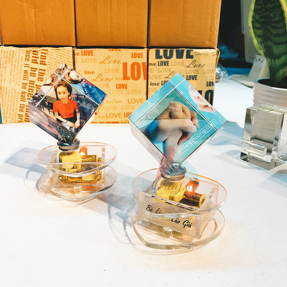 Mua Quà Sinh Nhật Cho Vợ bằng quà Handmade