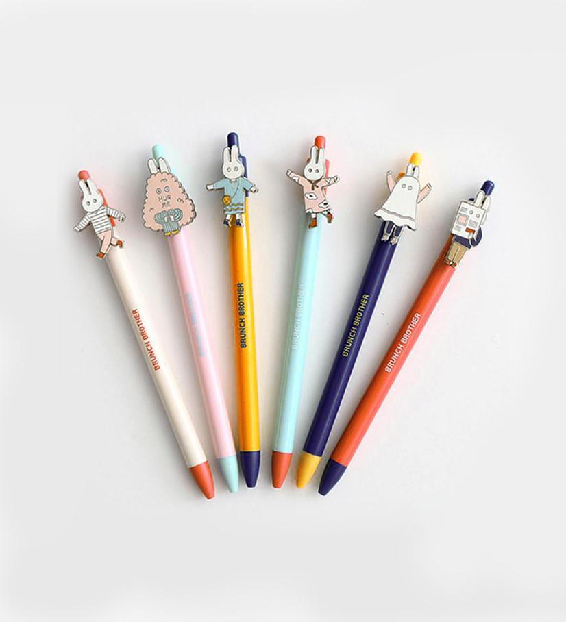 quà sinh nhật cho bạn gái - bút dễ thương