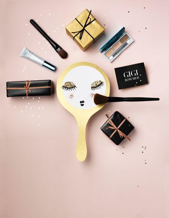 quà sinh nhật cho bạn gái - mascara phấn mắt