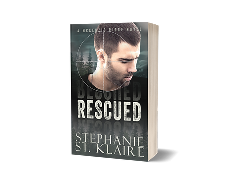 MR1: Rescued  Signed Paperback
