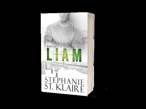 BK2: Liam  Signed Paperback