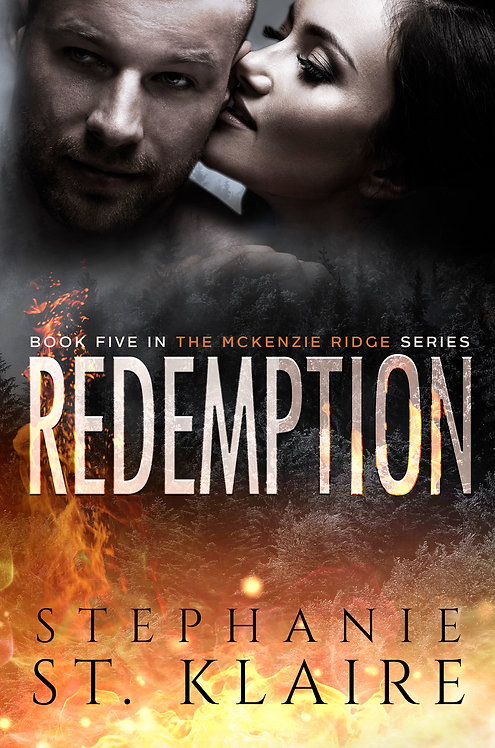 Signed Copy - Redemption, A McKenzie Ridge Novel