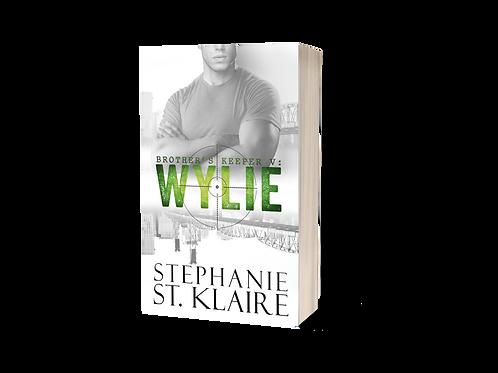BK5: Wylie  Signed Paperback
