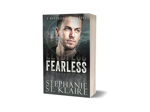 Fearless (The McKenzie Ridge Series Book 4)