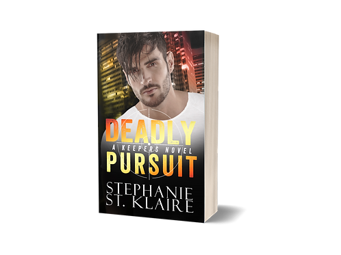 Deadly Pursuit (The Keeper's Series)