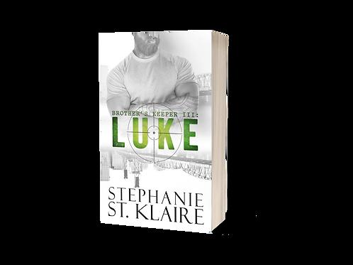 BK3: Luke  Signed Paperback
