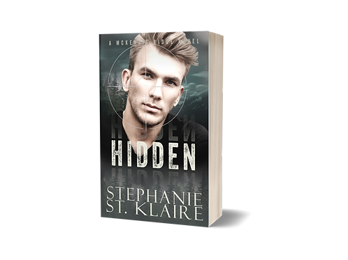 MR2: Hidden  Signed Paperback