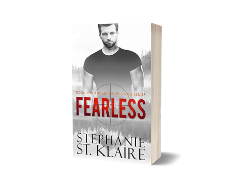 MR4: Fearless  Signed Paperback