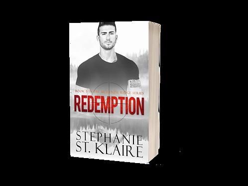MR5: Redemption  Signed Paperback
