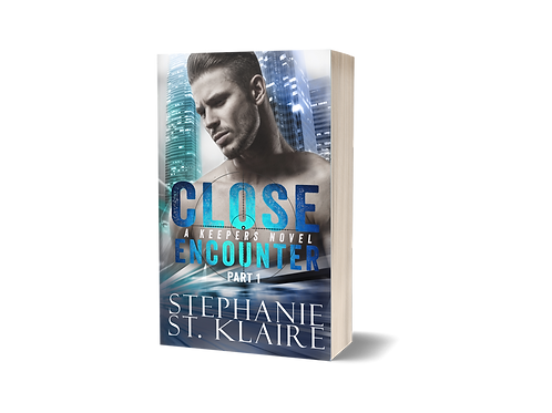 Close Encounter, Part 1  Signed Paperback