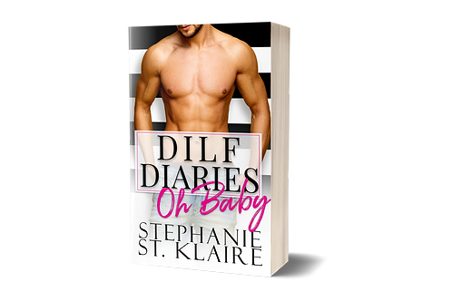 SCRATCH & DENT: DILF Diaries - Signed