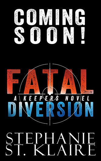 Coming Soon_Fatal Diversion_Ransom_Keepe