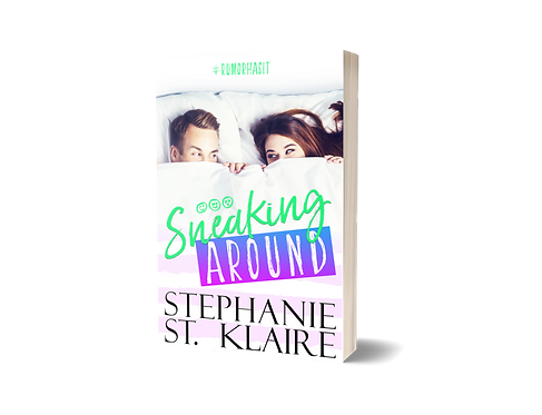 SCRATCH & DENT: Sneaking Around, Rumor Has It Series - Signed