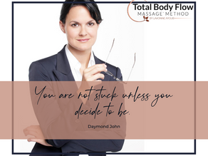 Are you a massage therapist feeling stuck? Restricted? Overwhelmed?