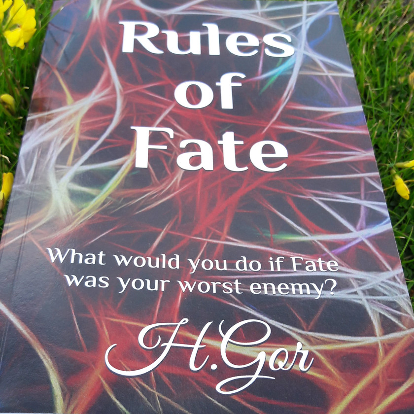 Rules of Fate by H. Gor - image courtesy of author