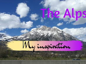 The Alps: inspiration and setting for Elisabeth and Edvard - The Siblings' Tale