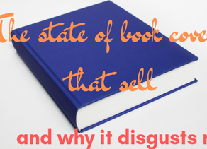 Why I Judge Book Covers That Sell
